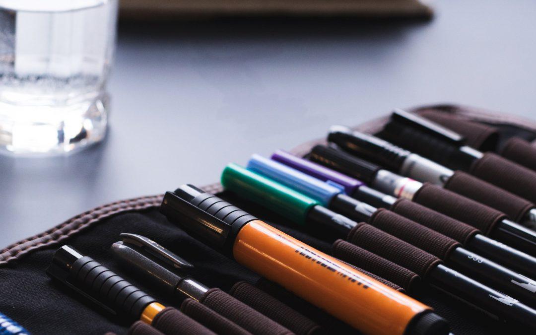 La calligrafia come strumento zen: quando mente e corpo si uniscono sotto lo stesso segno.